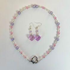Bead Jewellery, Beaded Jewelry, Handmade Jewelry, Beaded Bracelets, Trendy Jewelry, Cute Jewelry, Fashion Jewelry, Jewelry Accessories, Diy Necklace