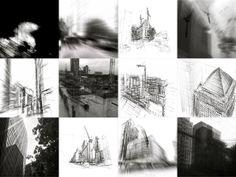 Jordan Rodgers: A Vision of Urban Utopia  - Shortlisted artist in the Aesthetica Art Prize 2013 www.aestheticamagazine.com/artprize Jordan Rodgers, Illustration Art, Illustrations, Buildings, Urban, Drawings, Artwork, Artist, Work Of Art