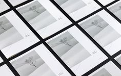 Toko design studio bases in Sydney. They created thoughtful and minimal design. Their strength is print and publication design. They keep the consistency of simplicity, minimality through out all their work as well as the witty playfulness in each piece.
