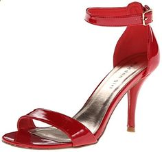 pumps: Madden Girl Women's Darrlin Synthetic Dress Pump,Red M US Dress Sandals, Dress Shoes, Stiletto Heels, High Heels, Women's Heels, Homecoming Shoes, Holiday Shoes, Sandal Price, Wrap Heels