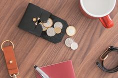 3-fold Coin Pouch by Romac Brothers Co. on Etsy