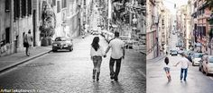 Engagement in Rome — one amazing morning with Eimear and Willy