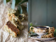 Banting Buttermilk Rusk Recipe with sunflower seeds, pumpkin seeds, almond flour and coconut. Low carb and sugar free recipe. Sugar Free Baking, Sugar Free Desserts, Gluten Free Baking, Healthy Baking, Healthy Food, Banting Recipes, Free Keto Recipes, Low Carb Recipes, Easy Recipes