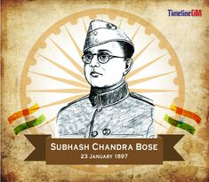 Lets salute the true nationalist that gave a heroic contribution for the freedom of India. Freedom Fighters Of India, Subhas Chandra Bose, The Freedom, Screen Wallpaper, Printing Services, Special Day, Digital Marketing, Sketches, Azad Hind