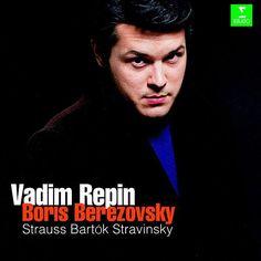 Un álbum de Vadim Repin en Napster