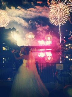 Take A Look Inside: A Picture Perfect Fairy Tale Disney Wedding