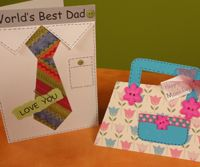 Cute Kids DIY Cards