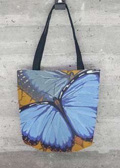 VIDA Tote Bag - Waterlily Mandala by VIDA NabcnEK