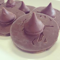 Halloween treat ideas - witches hat #witch #Halloween