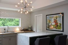 A look inside the kitchen at Shannon and Jami Wade's renovated Lee Street home, which earned them the June 2016 Golden Hammer award in Jefferson City