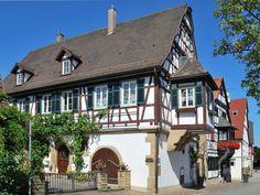 Schöckingen Evangelical Vicarage, Germany jigsaw puzzle
