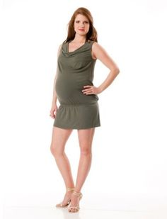 1925f073ccaa5 A Pea in the Pod Dropwaist Maternity Swim Cover-up - ShopStyle. Charlene  Bellini · Clothing   Accessories