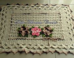 Passadeira Floral 2,60m ELO 7