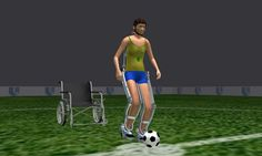 Mind-controlled robotic suit to debut at World Cup 2014 - Shortly before 5pm local time on 12 June at Arena Corinthians in São Paulo, a young paraplegic Brazilian will stand up from a wheelchair, walk over to midfield, and take the first kick of the 2014 World Cup.