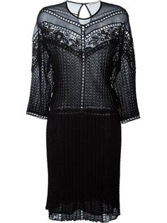 Shop Blumarine embroidered panel fine knit dress in Spinnaker Sanremo from the world's best independent boutiques at farfetch.com. Shop 400 boutiques at one address.