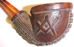 Masonic Pipe.