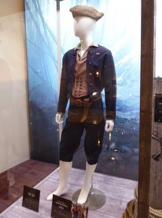 Brenton Thwaites Pirates of the Caribbean Henry Turner movie costume