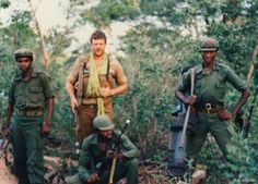 Defence Force, Civil Society, Special Forces, Rebel, South Africa, African, War, History, Soldiers