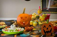 Kids Halloween party ideas!