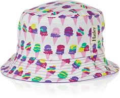 Hatley Girls Ice Cream Sun Hat