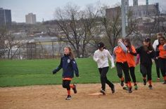 We were one of the businesses who sponsored a team for the Kearny Recreation Girls Softball Program.