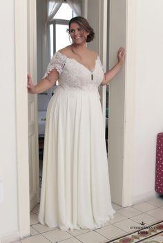 Plus size wedding gowns 2016 dana (1)