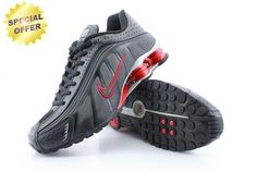 104265-007 Black Red Nike Shox R4 0eb2d278e
