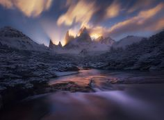 Moon Shadows by Marc  Adamus on 500px