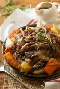 My Recipe Magic Recipe: Pot Roast Crock Pot Recipe