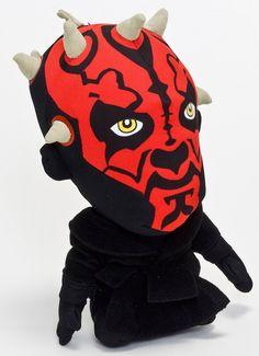 Star Wars  Peluche Darth Maul 20 cm
