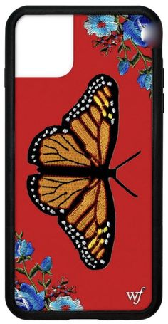 Butterfly Iphone Case - 11 Pro