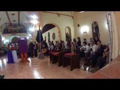 Acércate Peregrino. Misa 25 aniversario del coro rociero Jesús Cautivo y nuestra S. Victoria Vídeo de Marcos Coro Rociero en Youtube