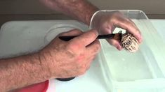 Pysanky - How to Etch an Egg, via YouTube.