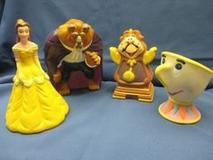 Making your parents take you to Pizza Hut to try to get all the Beauty and the Beast hand puppets: | 28 Things All '90s Kids Who Grew Up On Disney Will Relate To
