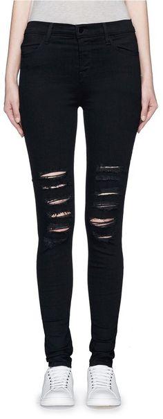 J Brand 'Photo Ready Maria' skinny denim pants