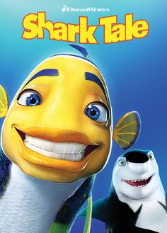 Shop Shark Tale [DVD] at Best Buy. Find low everyday prices and buy online for delivery or in-store pick-up. Dreamworks Movies, Dreamworks Animation, Top Animated Movies, Computer Animation, Animation Series, Martin Scorsese, Great Movies, Feature Film, Oscars