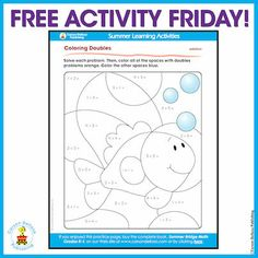 A great math activity for a warm up or early finishers! Click the image to download!