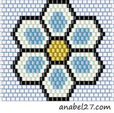free beadpatterns brick stich peyote earrings beadwork