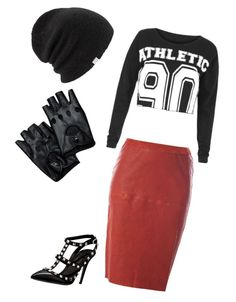 Untitled #33 by alexandra-gabriela on Polyvore featuring polyvore, moda, style, Lorna Jane, Isabel Marant, Valentino and Coal