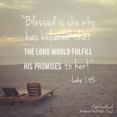The Lord Fulfills His Promises