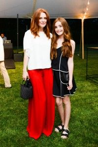 Julianne Moore hosted a sunset cocktail party, featuring signature drinks from Cuca Fresca, in Water Mill. Together, we raised $140,000 for the Children's Health Fund, an organization that works to provide healthcare to underserved children throughout the country.