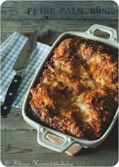 Lasagne alla casalinga ~ Lasagne al Forno