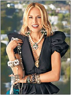 Rachel Zoe's jewellery collection