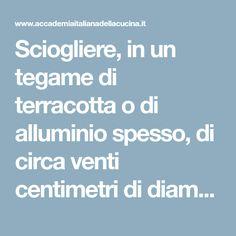 Authentic Ragu recipe in Italian Ragu Recipe, Bolognese, Italian Recipes, Terracotta, Pancetta, Cooking, Food, Pasta, Greek