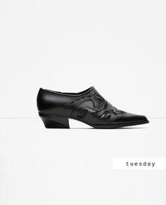 #zaradaily #tuesday #woman #shoes #aw15