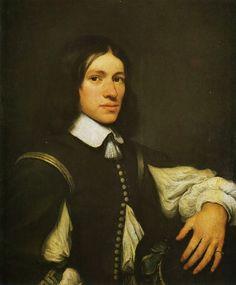 Portrait of a man, by Gerbrand van den Eeckhout (Dutch, 1621-1674)