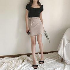 HMOE Colorful Fashion, Cute Fashion, Fashion Outfits, Womens Fashion, Korea Fashion, Vogue Fashion, Cool Outfits, Summer Outfits, Casual Outfits