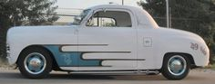 1949 Plymouth Business Coupe Street Rod