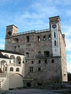 Sarospatak Castle, Hungary