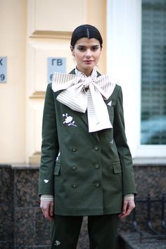 Russian Dolls: Street Style from Moscow
